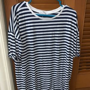 Forever 21 stripped t-shirt